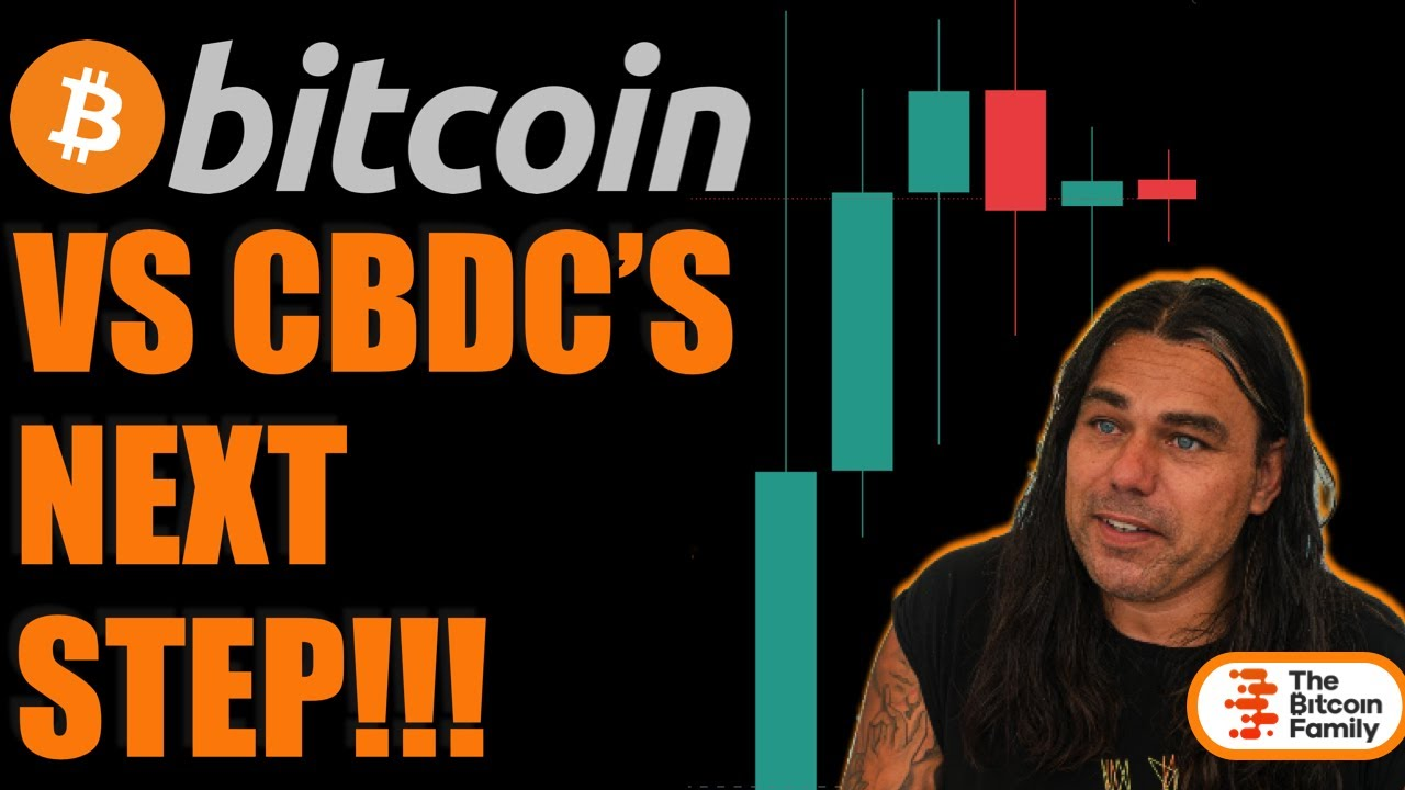 WOW!! BITCOIN RSI CHART & 200 WMA SAY IT ALL!!! 3 steps to how CBDC'S will make people buy BTC!!!
