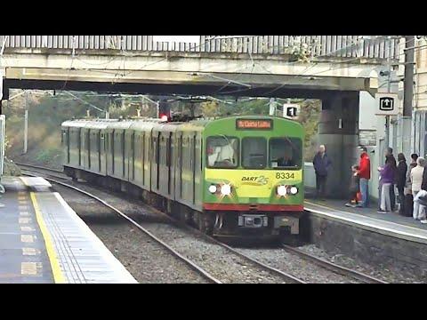 Passenger Services in Raheny Station, Dublin