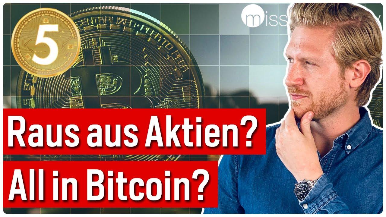 Bitcoin-Wahnsinn: Warum die Rally grade erst losgeht // Mission Money