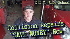 Introduction To Collision Repairs-Paint And Body Tech Tips