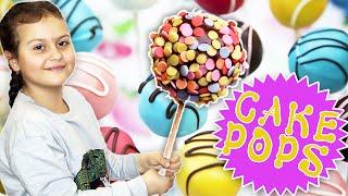 CAKE POPS//Готовим быстро, вкусно и просто!