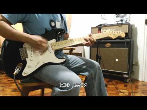 "Fender Eric Clapton ""Blackie"" Stratocaster   Artist series"