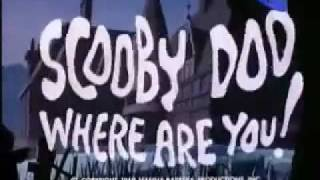 """Scooby Doo, Where are you!""    Theme Song (1969)"