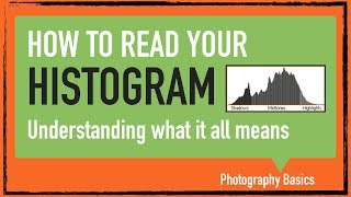How to read your Histogram. A graph of your picture brightness.
