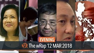 Sereno, Barangay and SK elections postponement, Rappler cyberlibel case | Evening wRap