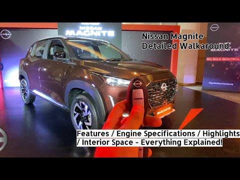 2020 Nissan Magnite Detailed Walkaround Review - More Features Than Kia Sonet And Hyundai Venue
