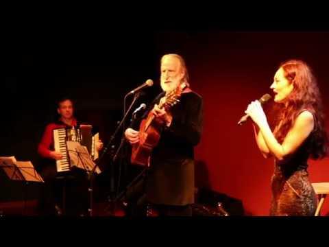 Katell GRABOWSKA chante avec Ben ZIMET à Issy-les-Moulineaux