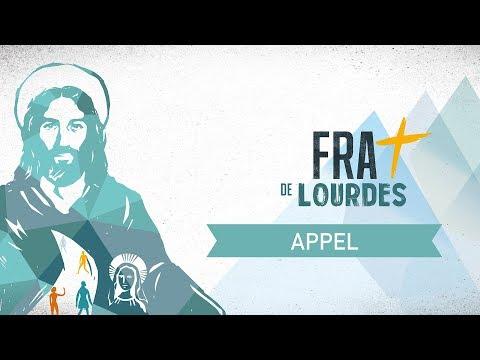 Frat Lourdes 2018 JOUR 2 - APPEL