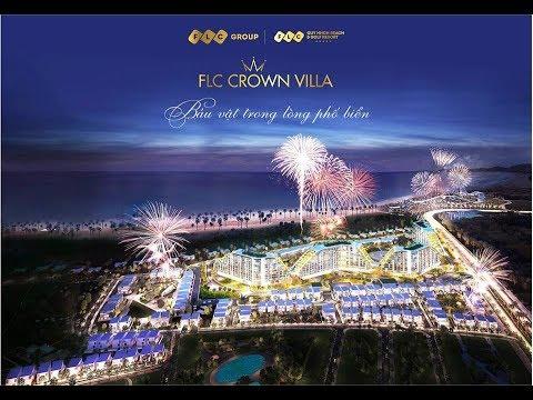FLC CROWN VILLA QUY NHƠN – Báu vật trong lòng thành phố Biển .HOTLINE : 0901663391