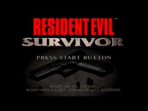 Resident Evil Survivor Speedrun (38:44)