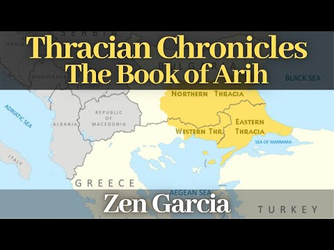 Thracian Chronicles - The Book of Arih