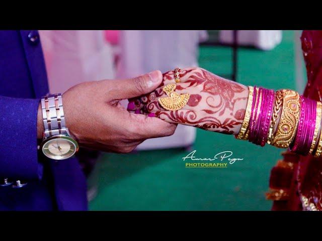 Wedding Album Design (Amarpegu Photography)