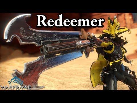 Warframe   Redeemer