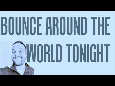 Inchworm Circus - Bounce Around The World [Official Lyric Video]
