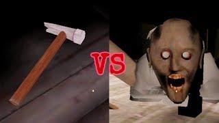 Granny vs The Hammer