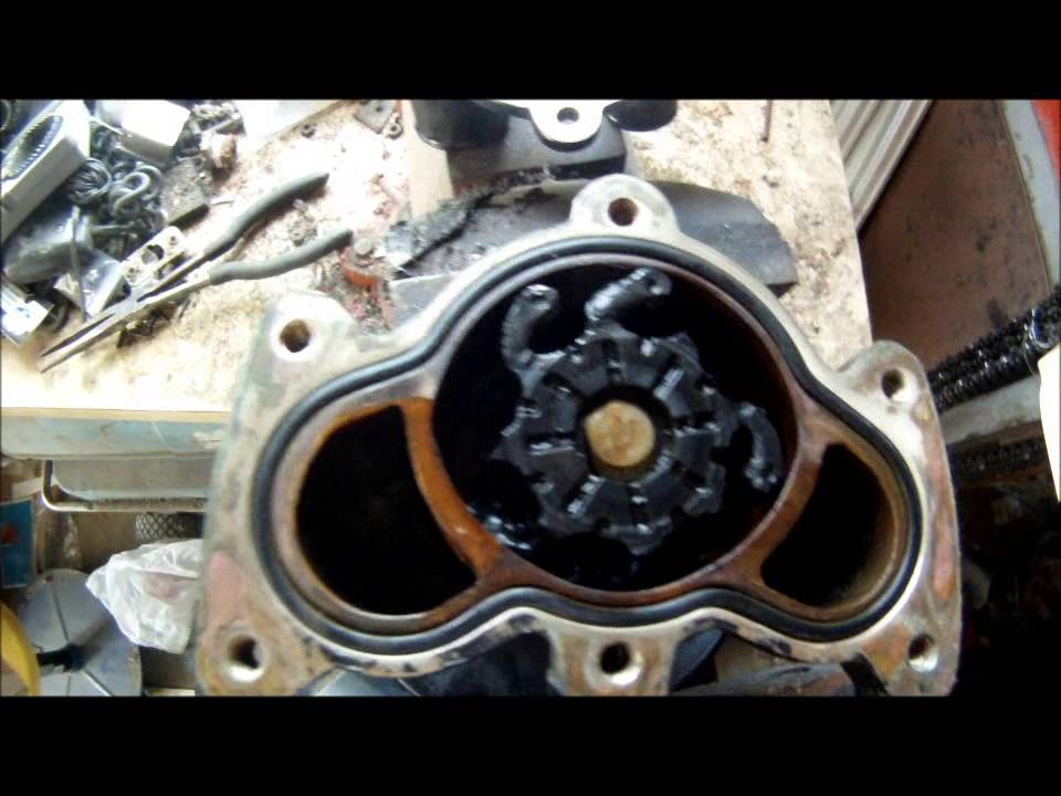 Raw Water Impeller R&R - YouTube