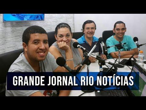 Grande Jornal Rio Notícias - 23/01/2019