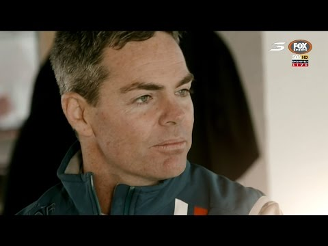 CRAIG LOWNDES 600TH RACE START INTERVIEW