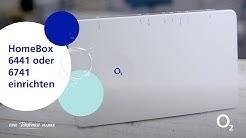 Einrichten der o2 HomeBox 6441 oder 6741 – So funktioniert´s