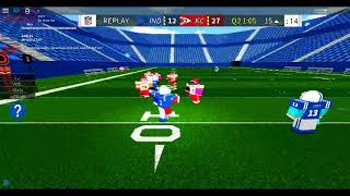 I know it's short but dam the ankles XD! Roblox Legendary Football