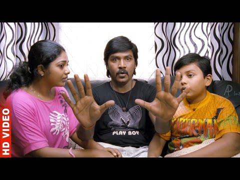 Kanchana Muni 2 Tamil Movie Scenes   Lawrence and Srimaan Comedy   Sarathkumar