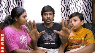 Kanchana Muni 2 Tamil Movie Scenes | Lawrence and Srimaan Comedy | Sarathkumar