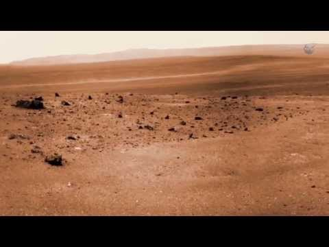 Opportunity Rover Breaks U.S. Off-World Driving Record | Video