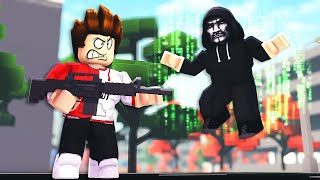 JIVAF vs HACKER (Scontro DECISIVO) - Roblox: Arsenal