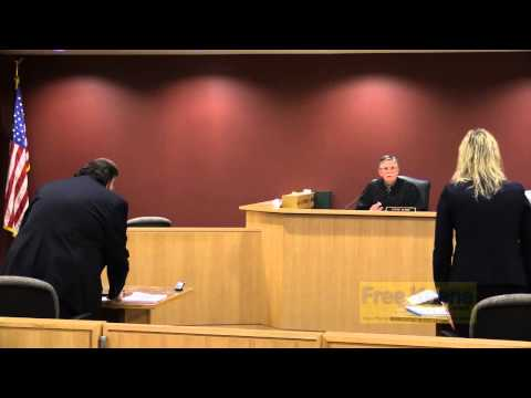 Derrick J's Gun Rights Appeal @ Keene District Court