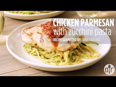 How To Make Chicken Parmesan With Zucchini Pasta | Dinner Recipes | Allrecipes.com