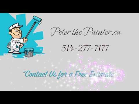 Peintre Residentiel Montreal | Peter the Painter