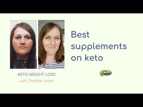 Best supplements on keto | What a nutritionist takes