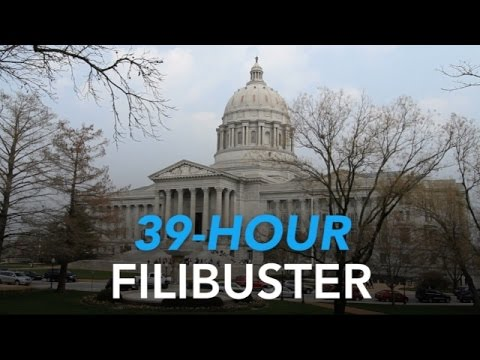 How Does Missouri Senate Filibuster Compare To Others In US History? - Newsy