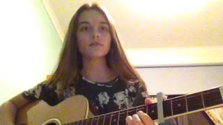 Supermarket flowers: Ed Sheeran (cover by Kiana Courtidis) please subscribe, thanks😜