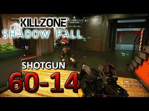 Killzone Shadow Fall | Classic Warzone | 60 Kills on Penthou
