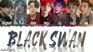 BTS (방탄소년단) – Black Swan (Spotify Version) Lyrics [Han/Rom/Eng] |