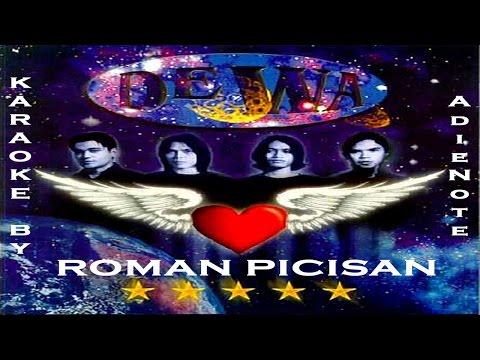 Dewa 19 - Roman Picisan  (Karaoke / Instrumental by AdieNote)