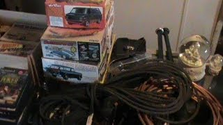 Garage Sale Finds!! Video Games, Scrap Copper, And Snowbabies!!(Got a bunch of cool finds this week. PlayStation Games, Model Camaro Kits and a ton more!! Saving some money shopping at the garage sales!! Alpena ..., 2014-06-22T00:31:17.000Z)