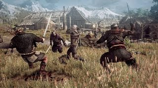 PS4 The Witcher 3 Wild Hunt №80 ОКО ЗА ОКО