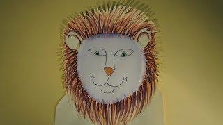 Le Lion a Nantes // Le Livre augmenté - Ecole Harouys