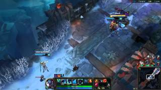 Aram (League of Legends) w/Christian, Ian, Blake