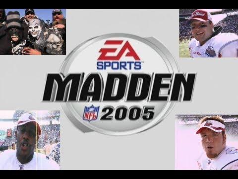 EA Sports: Madden NFL 2005