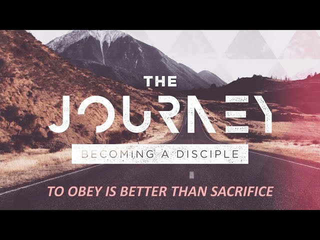 VP Live - January 17, 2020 // The Journey - Becoming a Disciple (Part 2)