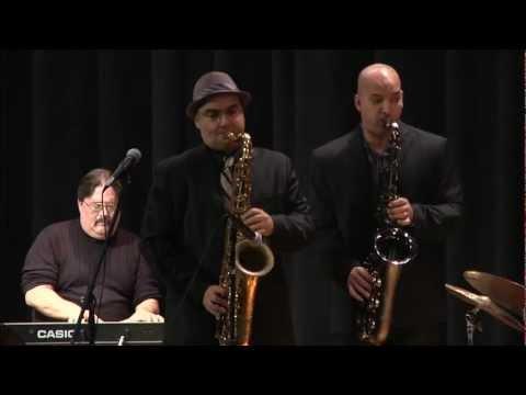 """St. Thomas"" with Jerry Vivino"