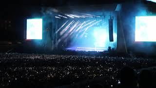"Post Malone ""wow"" live Dublin 2019"