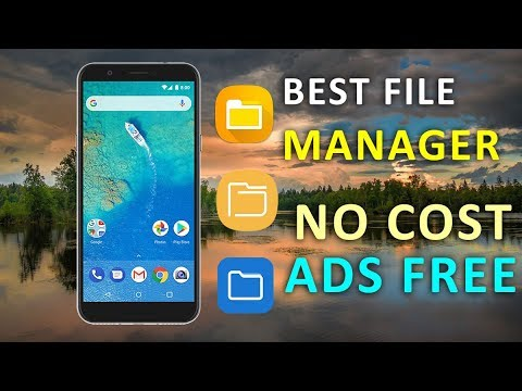 Best Android File Manager|| Free, No Ads