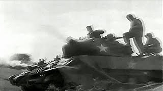 米独間の戦車戦―バルジの戦い 西部戦線1944
