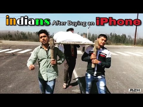 Thumbnail: Indians After Buying an iPhone | Round2Hell | R2H