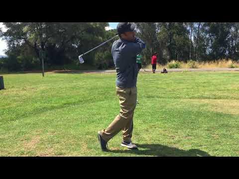 Gadget Guy Izzo Smooth Swing Swing Aid Golf Com Youtube