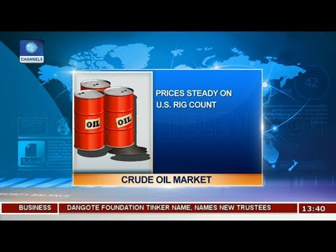 Crude Oil Market: Prices Steady On U.S. Rig Count |Business Incorporated|